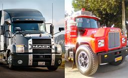کامیونهای ماک و صنعت حملونقل
