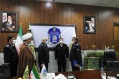 رئیس جدید پلیس راه راهور ناجا معرفی شد