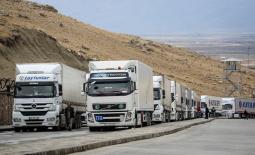 نرخ جدید حق توقف کامیون ها اعلام شد