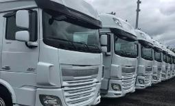 ترخیص کامیونهای وارداتی سرعت گرفت