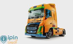 ویدئوی تست تصادف کامیونها با مانع سخت