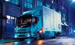 معرفی دومین کامیون الکتریکی ولوو