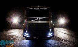 ولوو، قویترین و سریعترین کامیون جهان