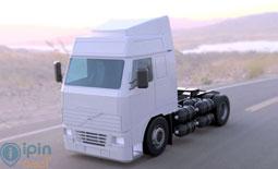 اولین کامیون هیدروژنی جهان