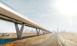 استفاده از فناوری هایپرلوپ برای حمل بار در دوبی