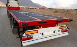 تریلی های دست ساز و غیر استاندارد تهدیدی برای ایمنی حمل جاده ای کالا