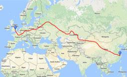 ایران و راه ابریشم جدید