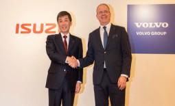 توافق ولوو و ایسوزو برای ایجاد اتحادی استراتژیک
